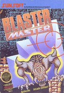 Cover Art for Blaster Master