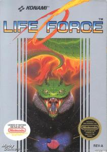 The box art for Life Force