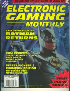 Cover for EGM issue #36