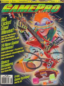 Cover Art for GamePro #10