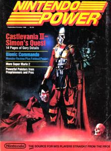 The cover for Nintendo Power - Issue #2
