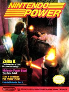 Nintendo Power #4 Cover