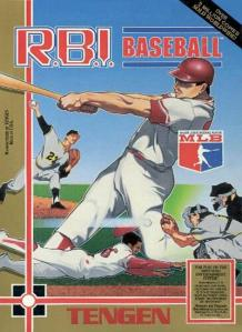 RBI Baseball Cover Art