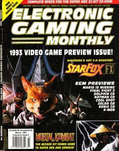 Cover of EGM #44