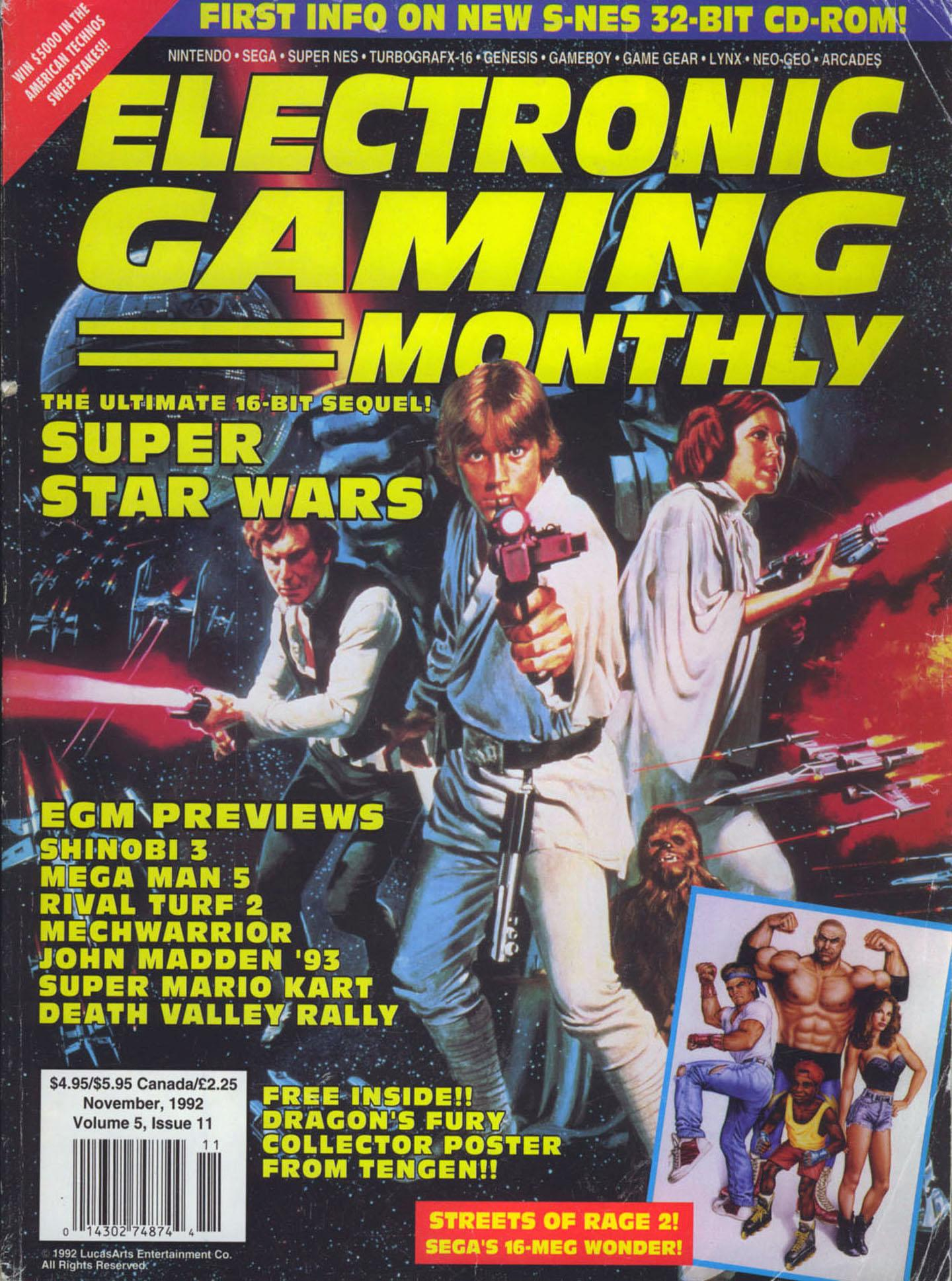 gaming monthly