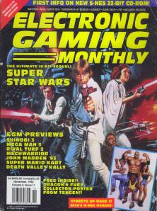 The Cover of EGM #40