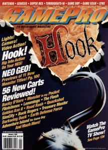 The Cover for GamePro #30