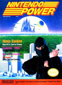 Cover for Nintendo Power #5