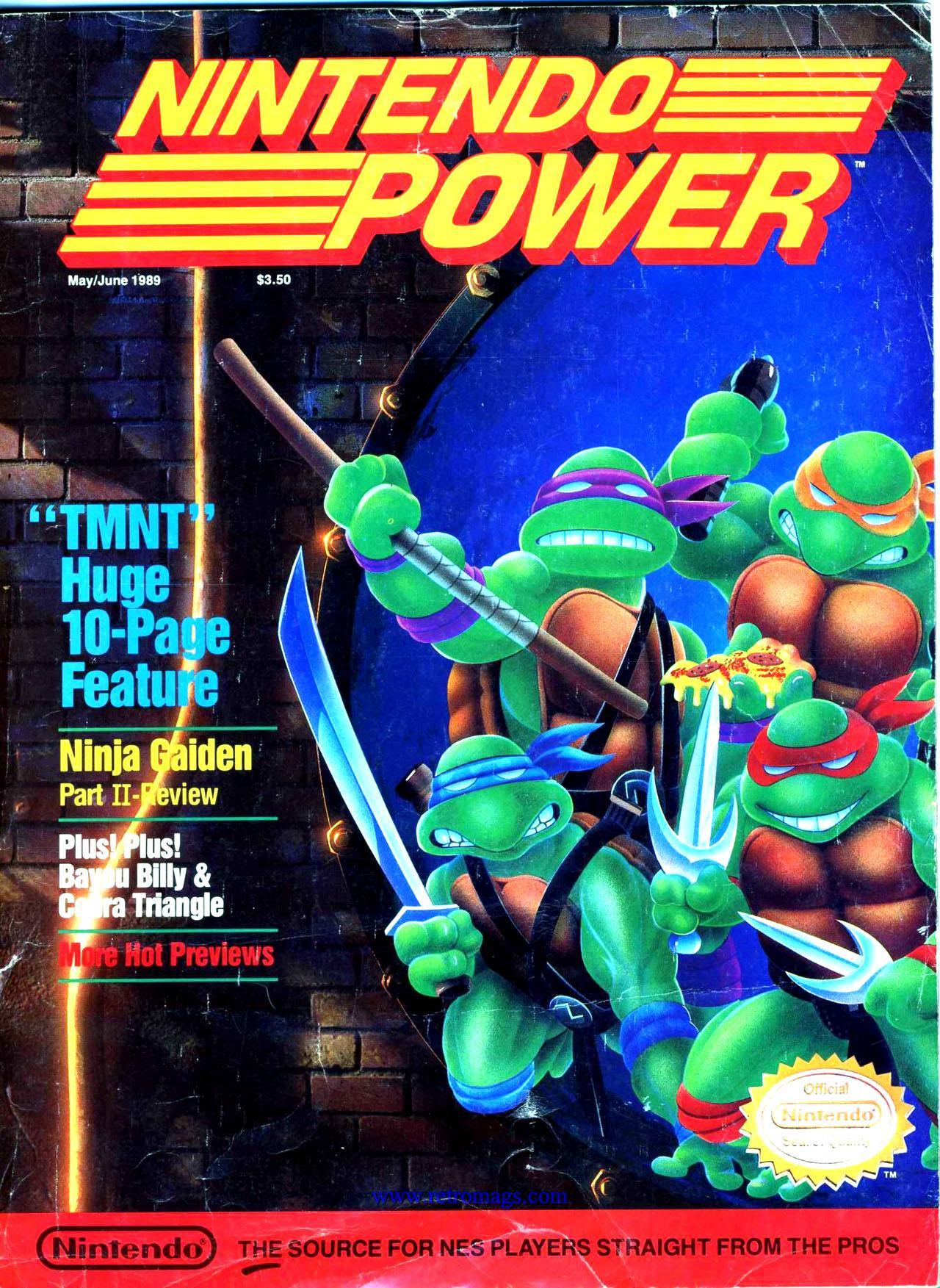 Nintendo Power Magazine Volume 70 Star Trek NBA Jam W/Poster