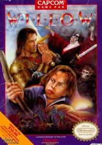 Get Willow for the NES from eBay