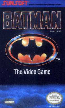 Get Batman for the NES from eBay