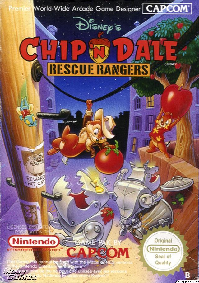 Play Chip 'n Dale Rescue Rangers Online - Nintendo (NES ...