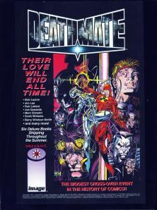 Shudder at the horrid 90s comic art!