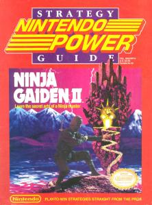 Magazine Nintendo Power Guides - Ninja Gaiden II - Dark Sword of Chaos V1 #2 (of 6) (1990_8) - Page 1