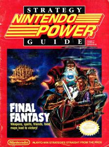 Magazine Nintendo Power Guides - Final Fantasy V1 #3 (of 6) (1990_10) - Page 1