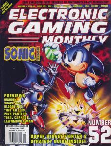 EGM #52 Cover