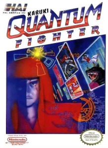 Kabuki Quantum Fighter Box Art