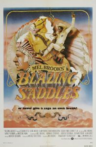 Get Blazing Saddles (on Blu-Ray) from Amazon.com