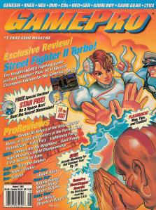 GamePro #49 Cover art