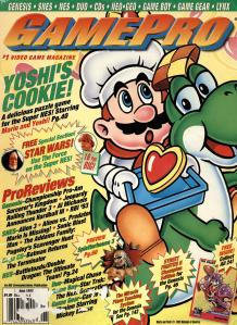Magazine GamePro - Yoshi's Cookie V5 #6 (of 12) (_6) - Page 1