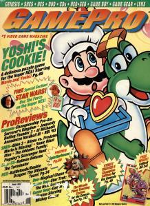 Magazine GamePro - Yoshi's Cookie V5 #6 (of 12) (_6) - Page 1