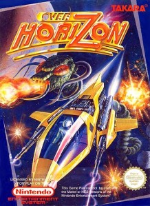 The US box art for Over Horizon.