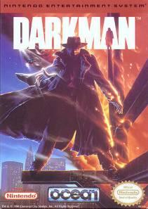 Darkman Box Art