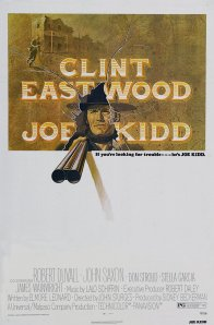Movie Poster for Joe Kidd