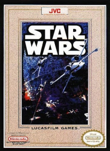 Star Wars Box Art