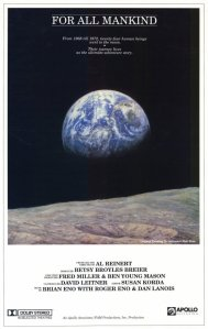 "The Theatrical Movie Poster for ""For All Mankind"""