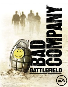 The Cover art for Battlefield: Bad Company