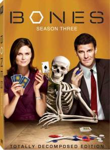 The DVD Cover for Season 3