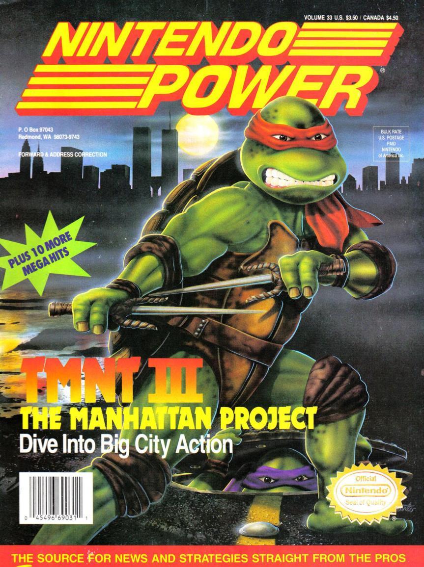 Nintendo Power Retrospectives – Part45