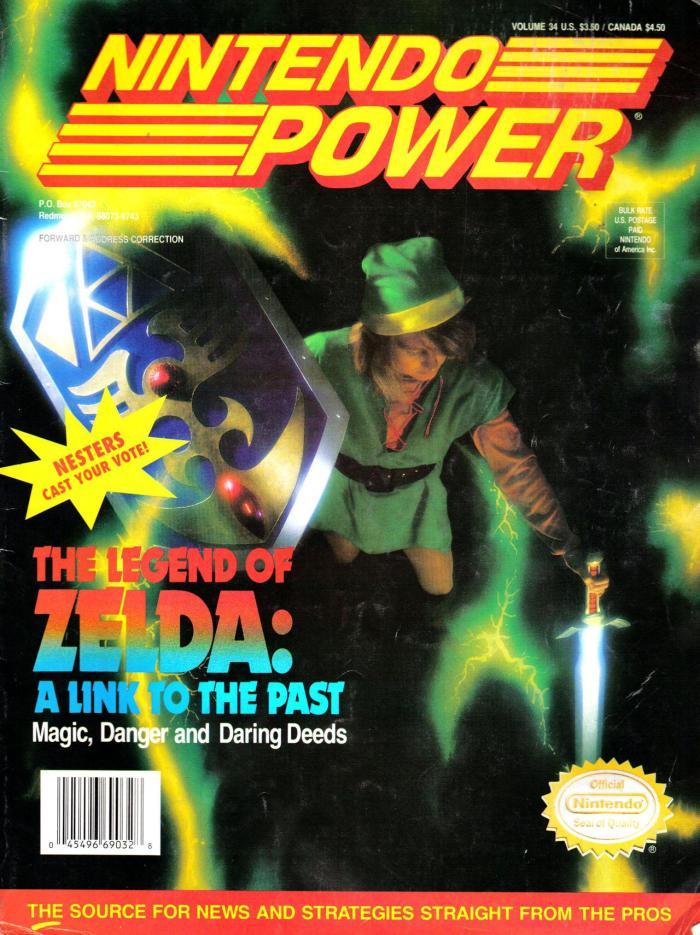 Nintendo Power Retrospectives – Part46