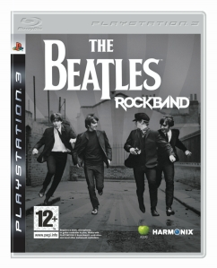 Box art for The Beatles: Rock Band