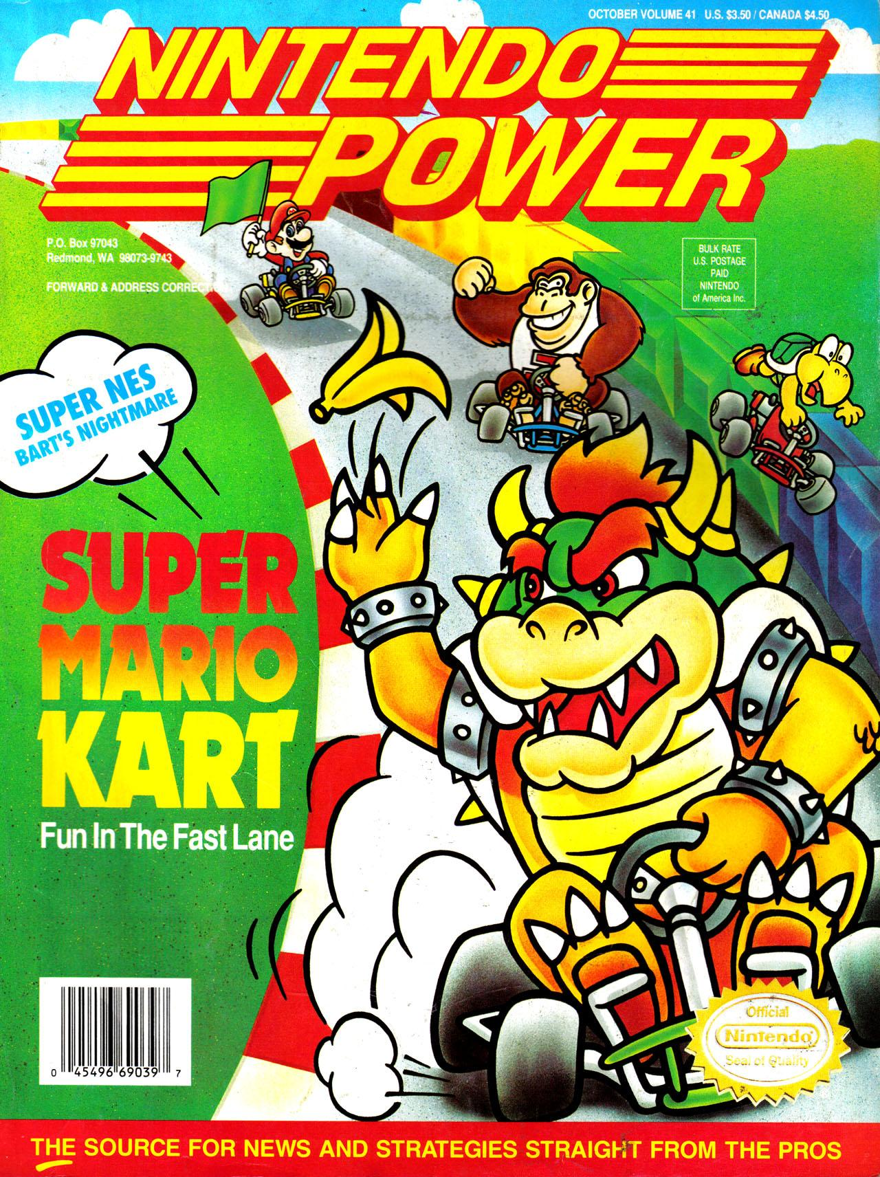 where i read nintendo power 41 breaking it all down. Black Bedroom Furniture Sets. Home Design Ideas