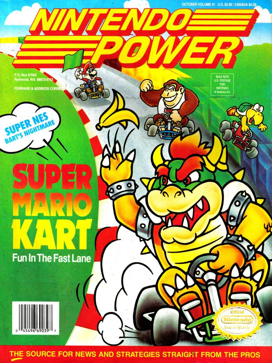 Nintendo Power Retrospectives: Part 57 – Breaking it all Down