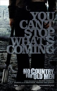 Movie Poster for No Country for Old Men