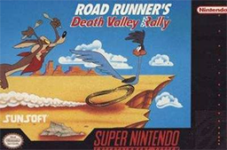 Box art for Road Runner's Death Valley Rally