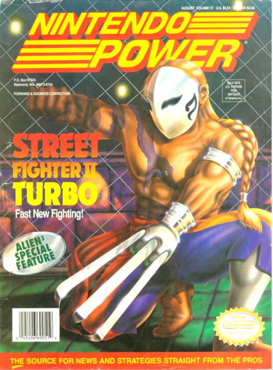Where I Read: Nintendo Power#51