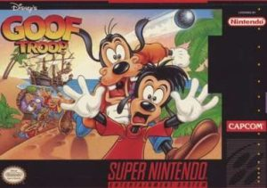 Goof Troop Box Art