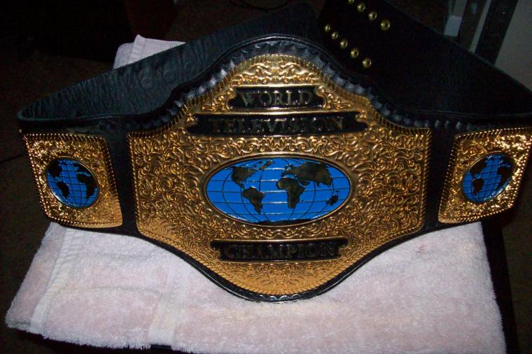 The old WCW Television Title