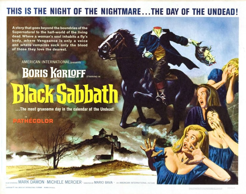 Movie Review – Black Sabbath