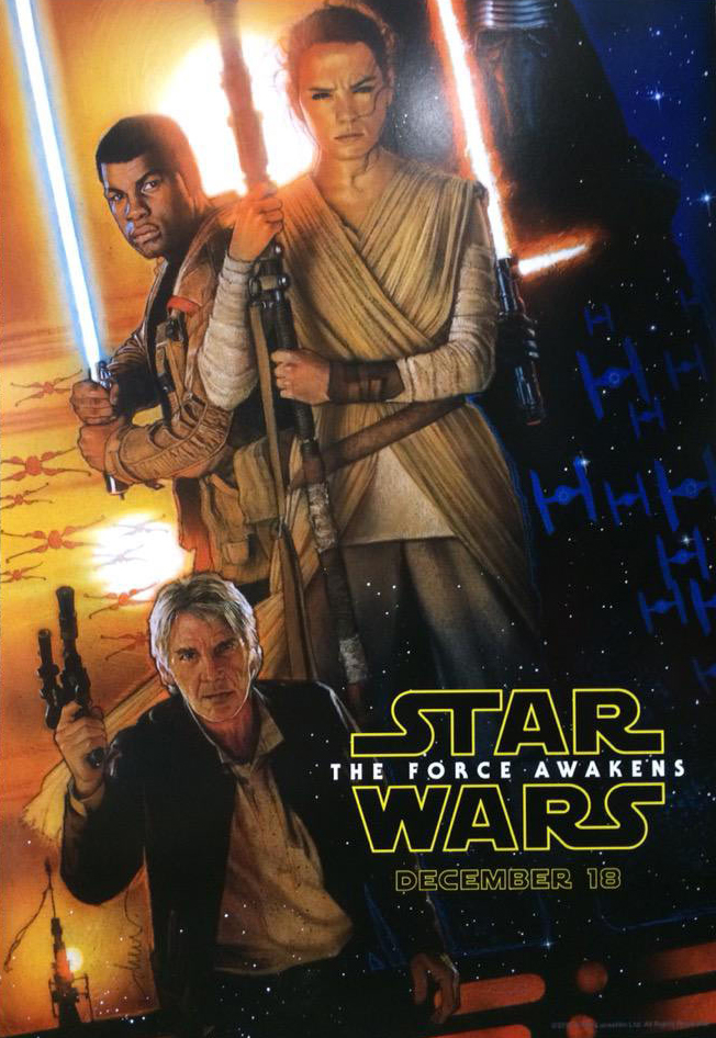 Sealed Envelope – Star Wars, The New Era, and TheProphecy