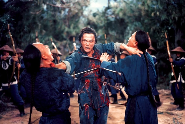 Film Review: Executioners fromShaolin