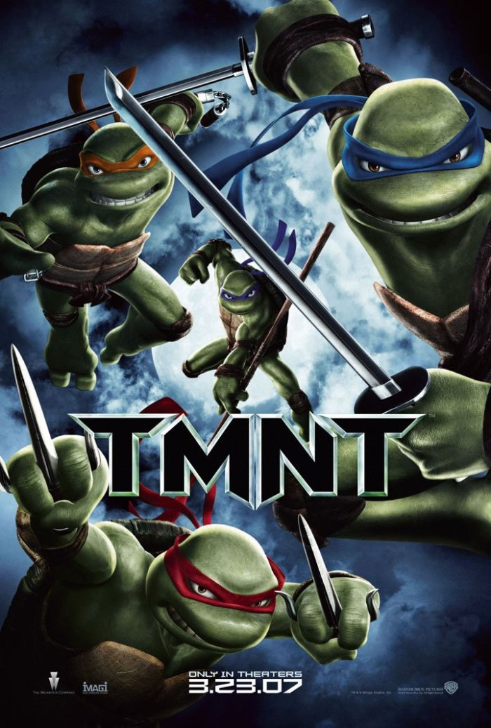 Film Review – TMNT(2007)