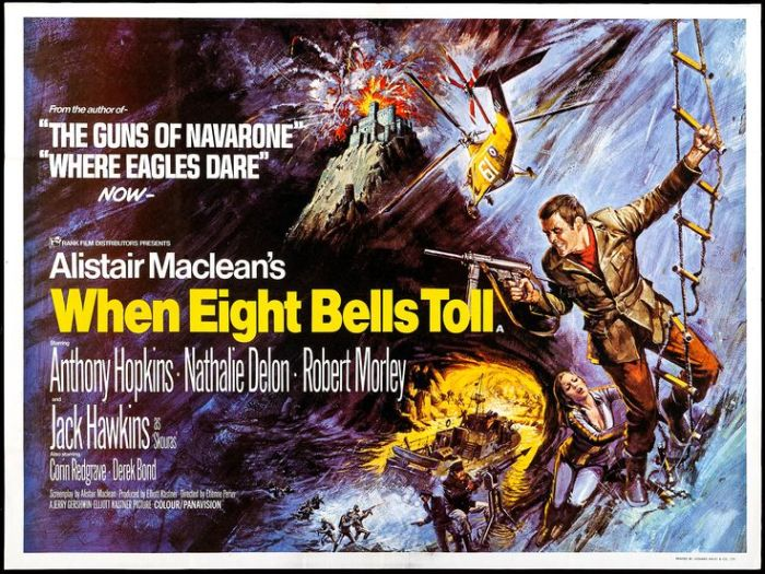 Movie Review: When Eight Bells Toll