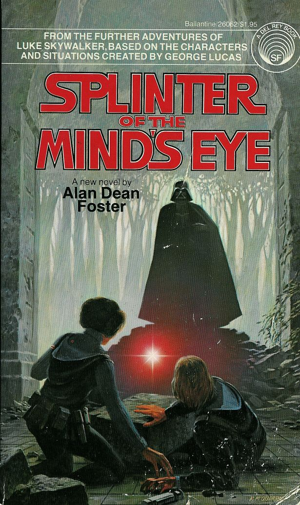 Book Review: Splinter of the Mind's Eye by Alan Dean Foster