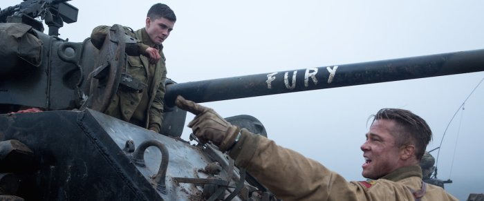 Film Review – Fury (2014)