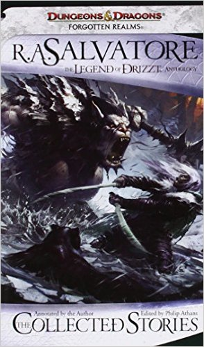 (Audio)Book Review: The Legend of Drizzt – The Collected Anthology